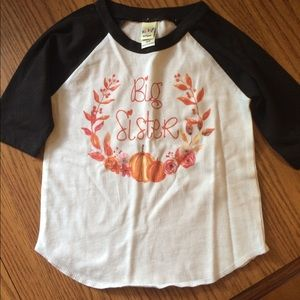 Other - Big sister shirt